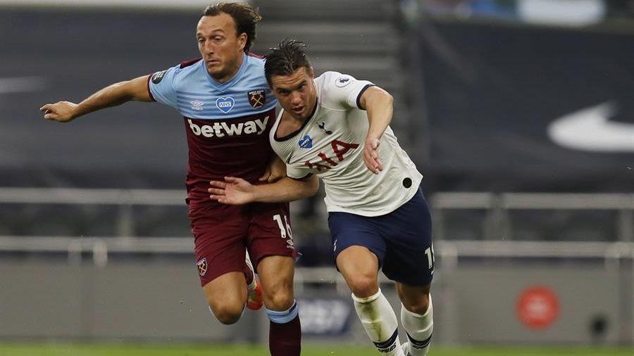 Tottenham Hotspur vs. West Ham United - Reporte del Partido - 23 junio, 2020 - ESPN