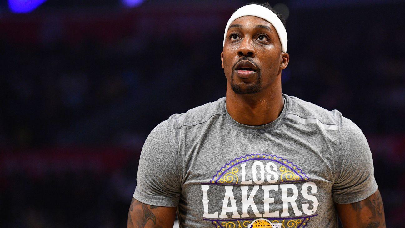 Sources: Howard, Ariza among 4 rejoining Lakers thumbnail