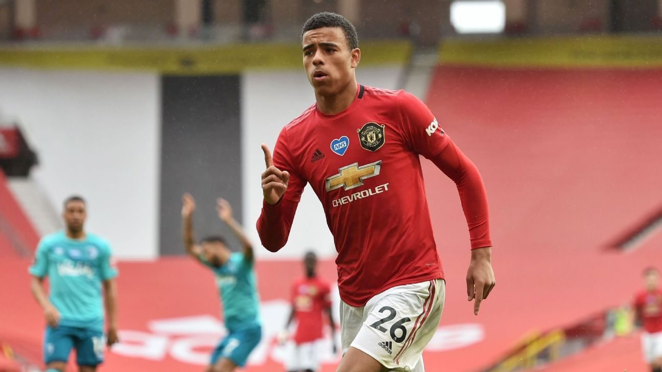 Man United lifted by 9/10 Greenwood as attack shines
