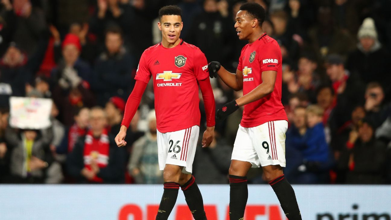 Rashford: Front 3 have brought optimism to Utd.