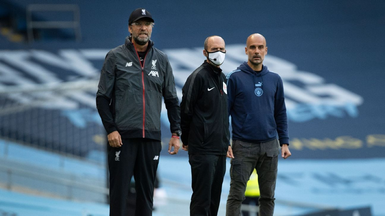 Liverpool boss Klopp on Man City escaping UCL ban Not a good day for football - ESPN