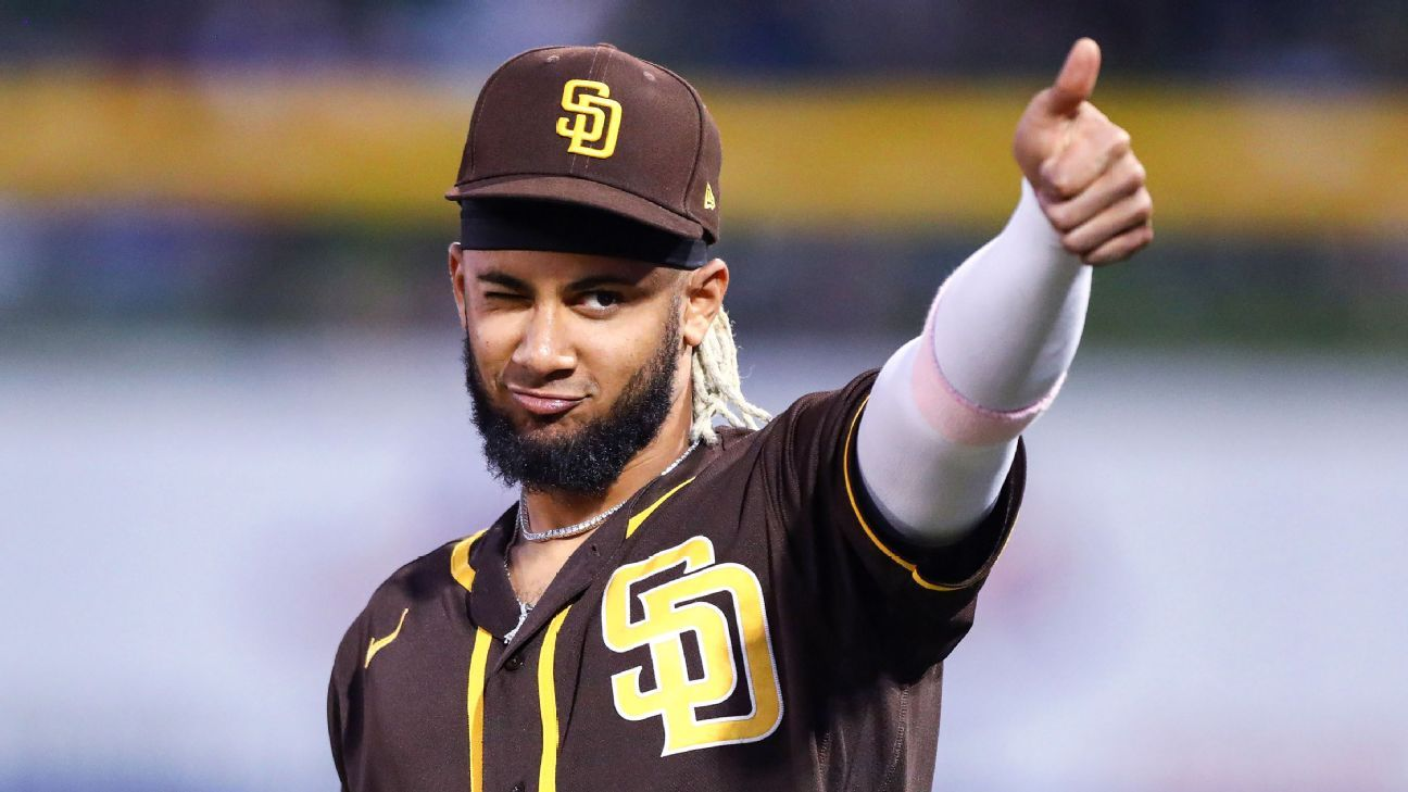Fernando Tatis Jr. cites legacy as reason for 14-year deal with San Diego Padres - ESPN
