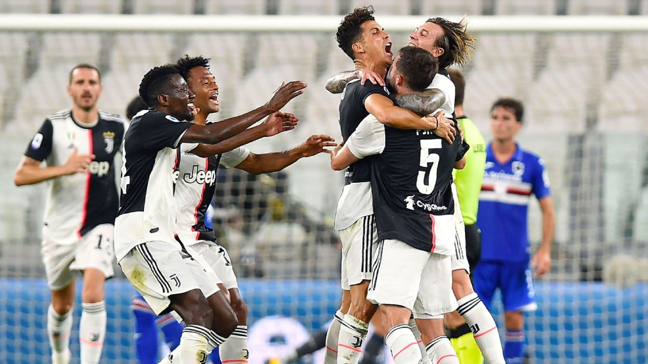 2020-2021 Serie A season to begin on Sept. 19