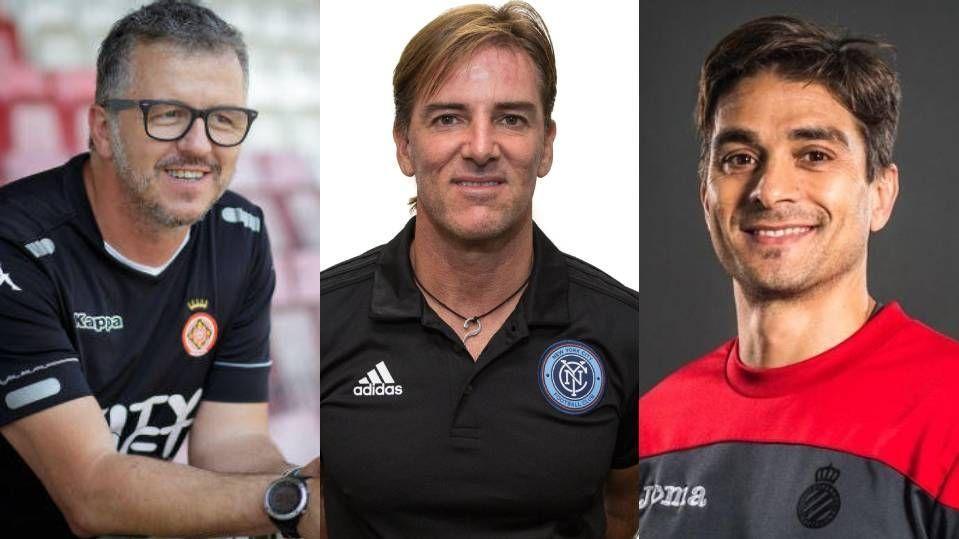 Conheça os três auxiliares que Domènec Torrent levará ao novo clube