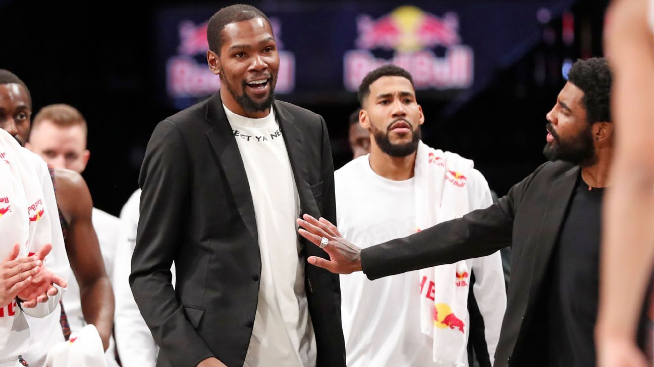 Nets Kevin Durant Picks Clippers To Beat Bucks In Nba Finals