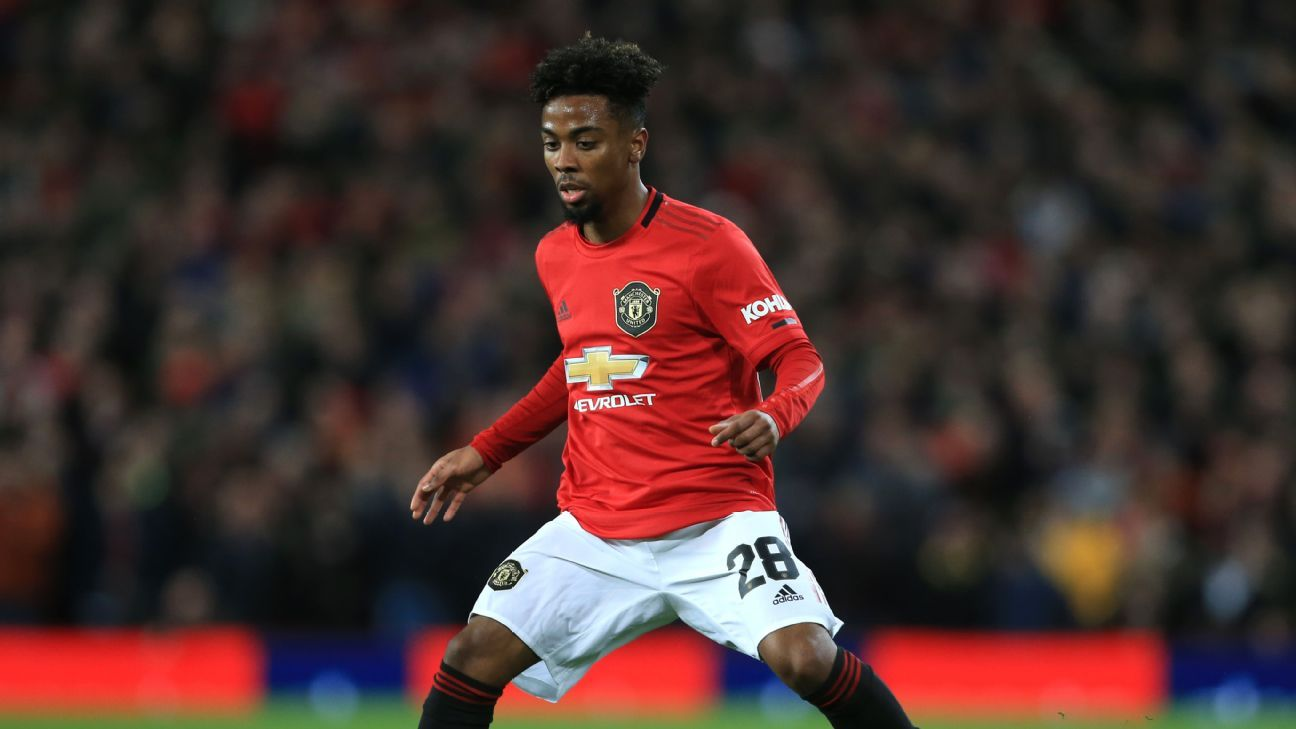 Ex Man United youngster Angel Gomes completes free transfer to Lille - ESPN