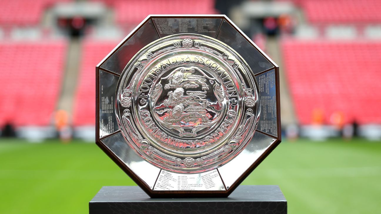 Liverpool and Arsenal face off in Community Shield; but what's the deal with the name?