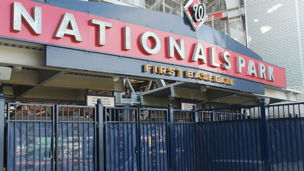 Red Sox-Blue Jays Phillies-Nationals among 7 MLB games postponed – ESPN