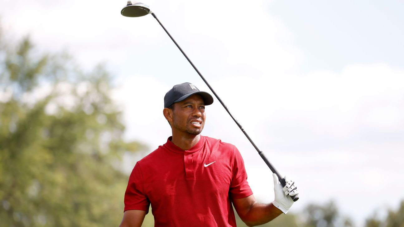 Tiger Woods finishes 11 over at BMW fails to qualify for Tour Championship – ESPN