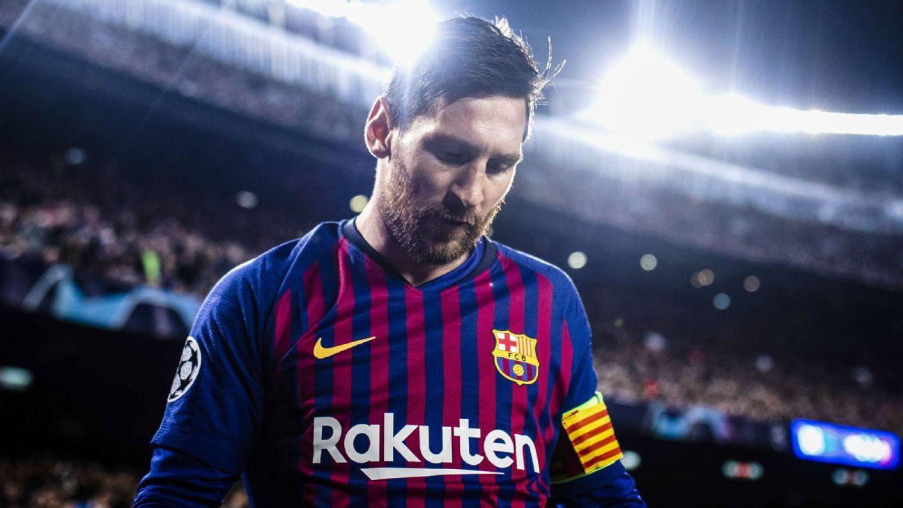 Messi makes U-turn, says he'll stay at Barcelona