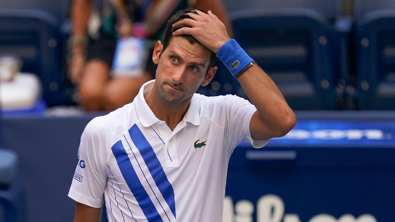 Us Open Disqualification Costs Novak Djokovic Over 267k