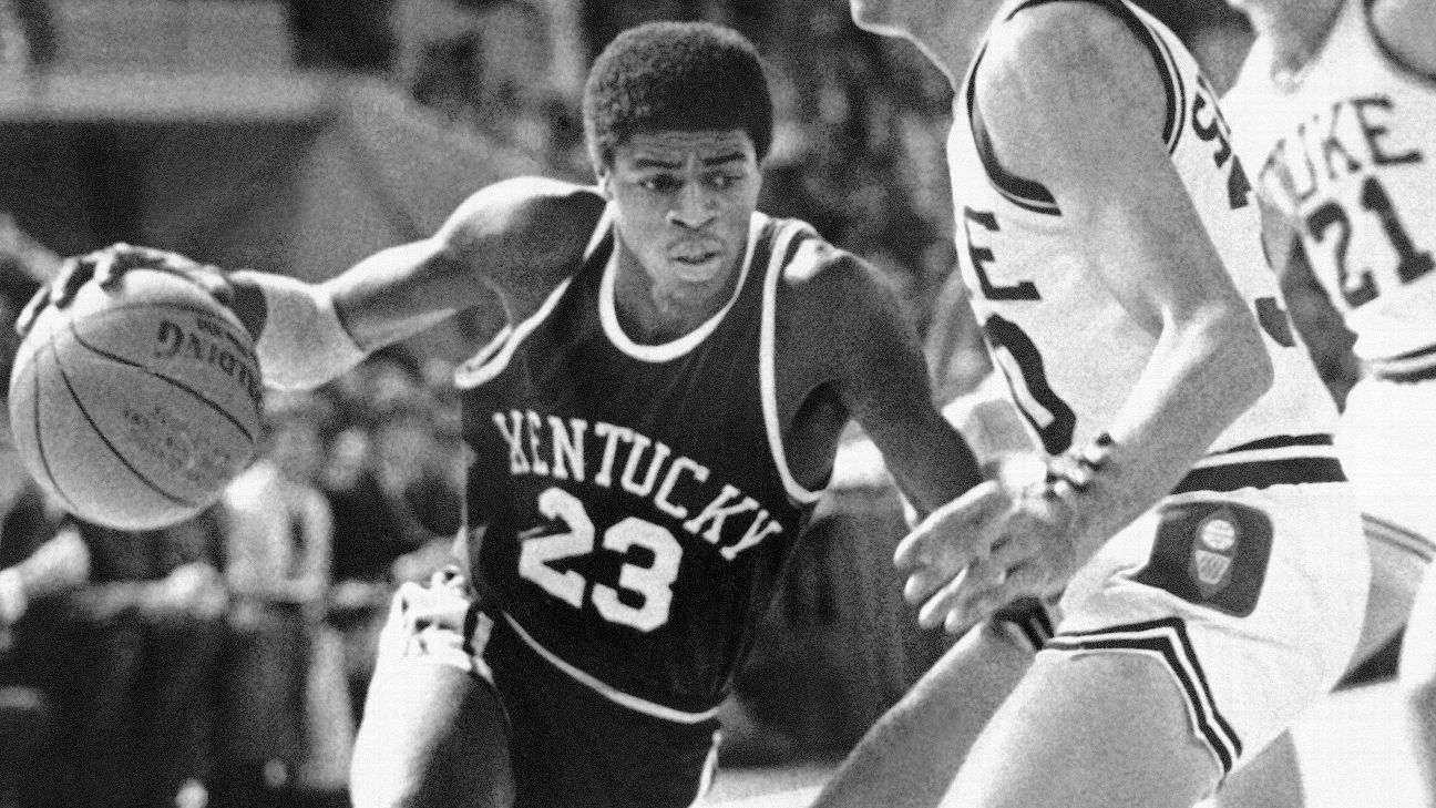 Former Kentucky, USC star Anderson dies at 61