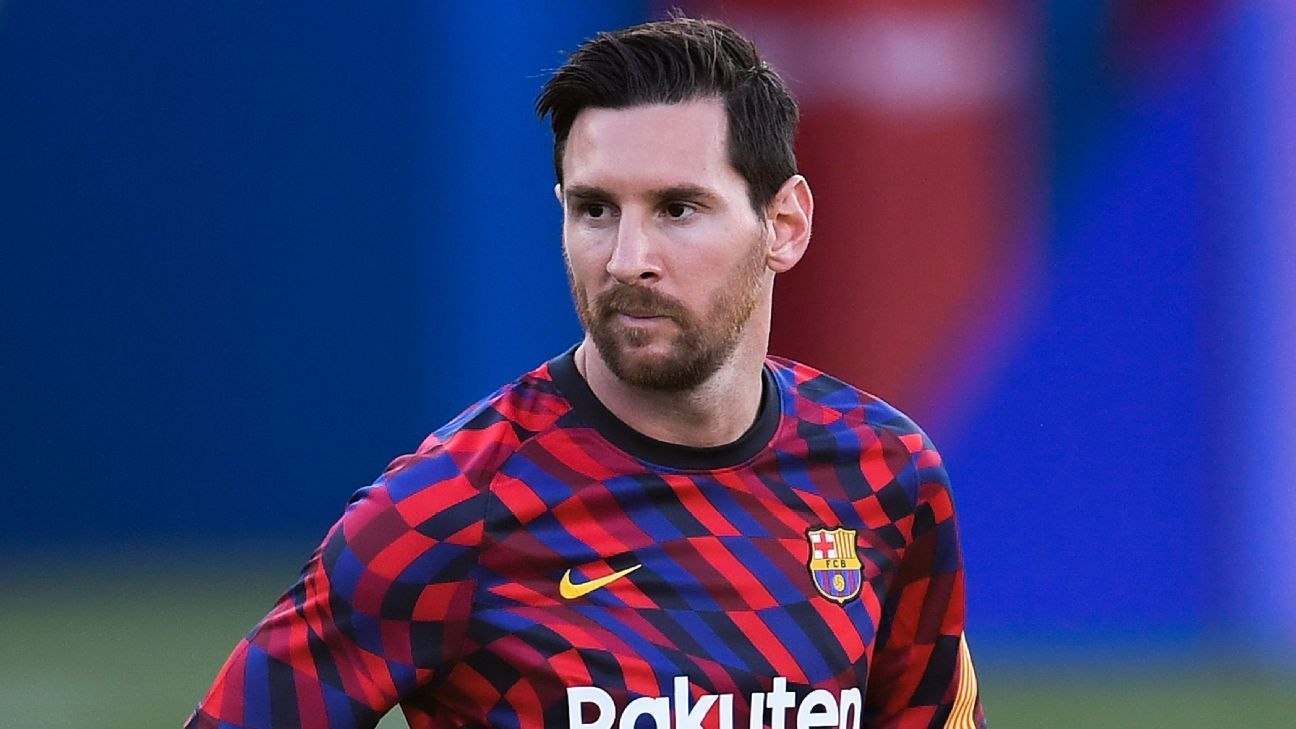 Barcelona's Bartomeu - 'I will not enter into any conflict with Messi' - ESPN