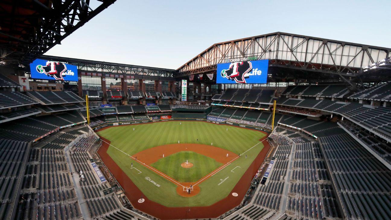 Texas Gov. nixes 1st pitch over MLB's ASG move thumbnail