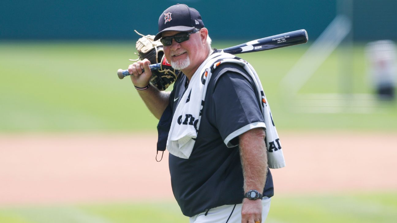 Tigers manager Gardenhire retires