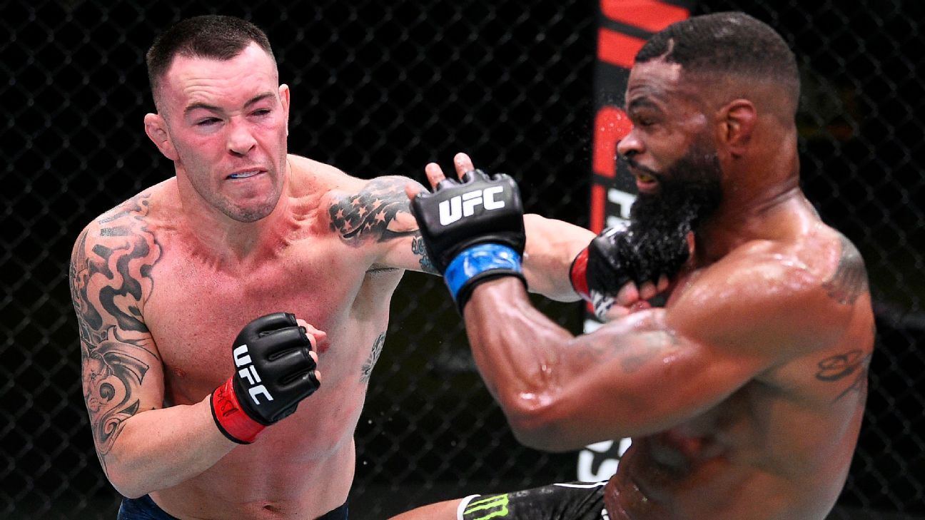 Who's next for Colby Covington, Tyron Woodley, other UFC Fight Night stars?