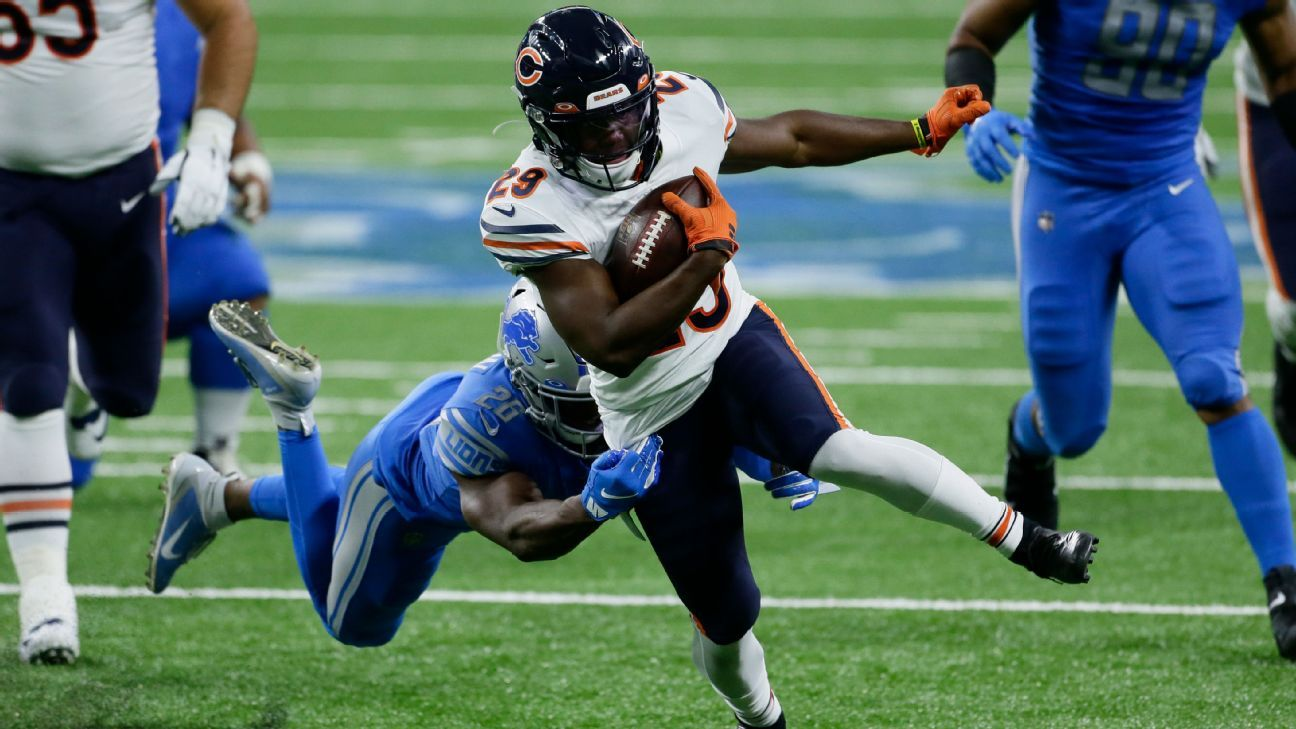 Bears give RB Cohen 3-year, $17.25M extension