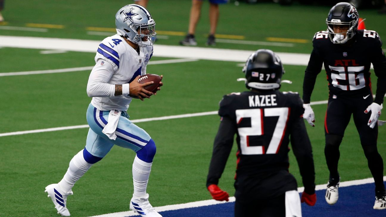 Judging Week 2 overreactions: Dak is going to get paid