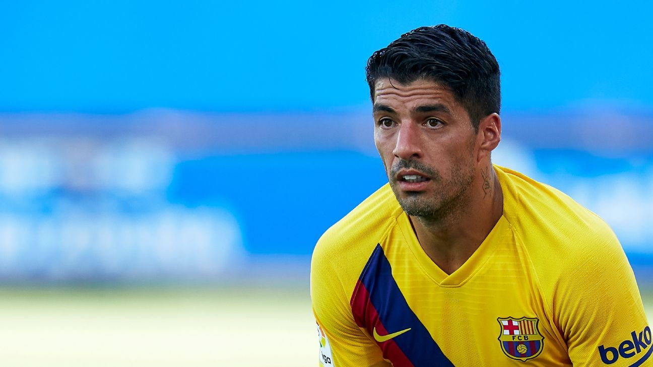 Suarez, Simeone union at Atletico could be beautiful byproduct of Barca's implosion