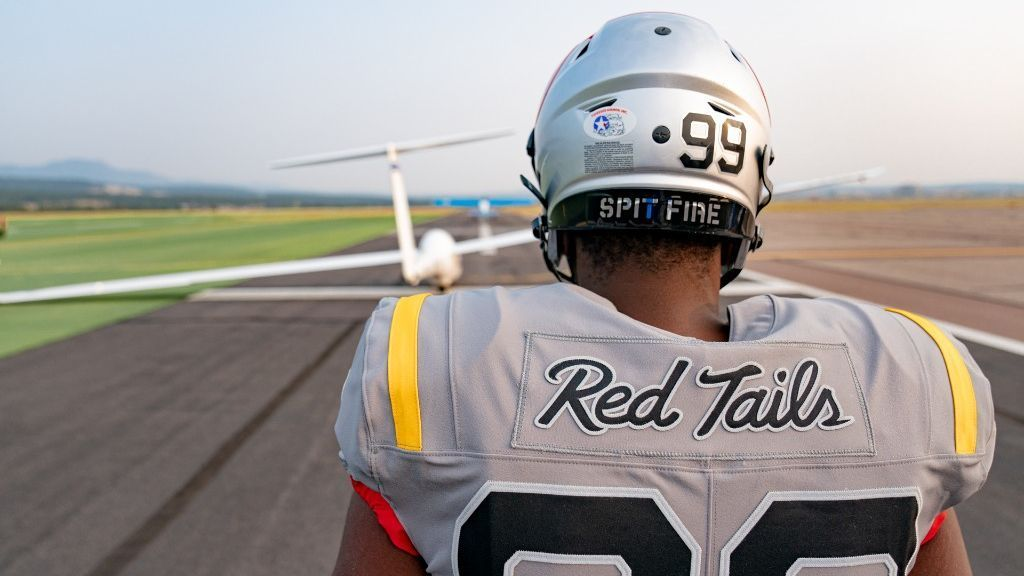 Air Force Academy debuts uniforms honoring Tuskegee Airmen and