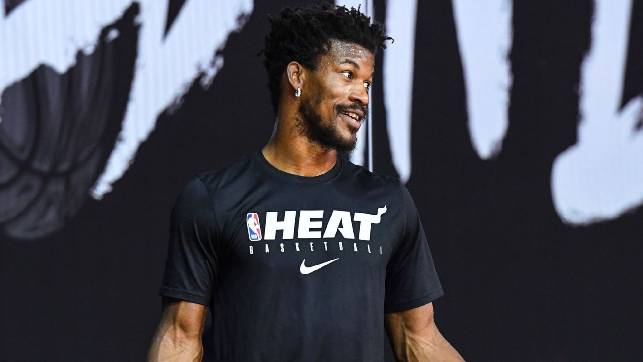 Nba Playoffs Inside The Evolving Conversation Surrounding Jimmy Butler