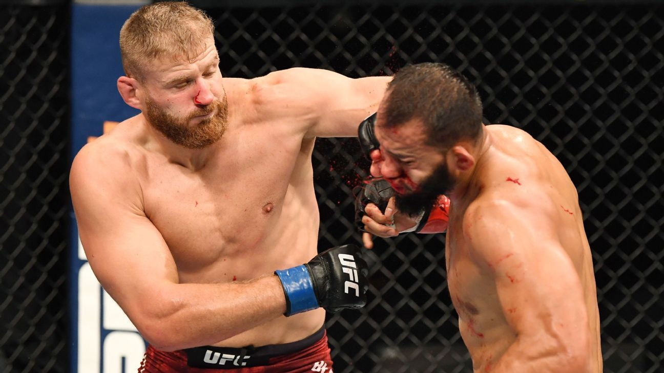 Jan Blachowicz Career Earnings, Net Worth and Info