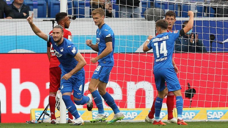 TSG Hoffenheim vs. Bayern Munich - Football Match Report - September 27, 2020 - ESPN