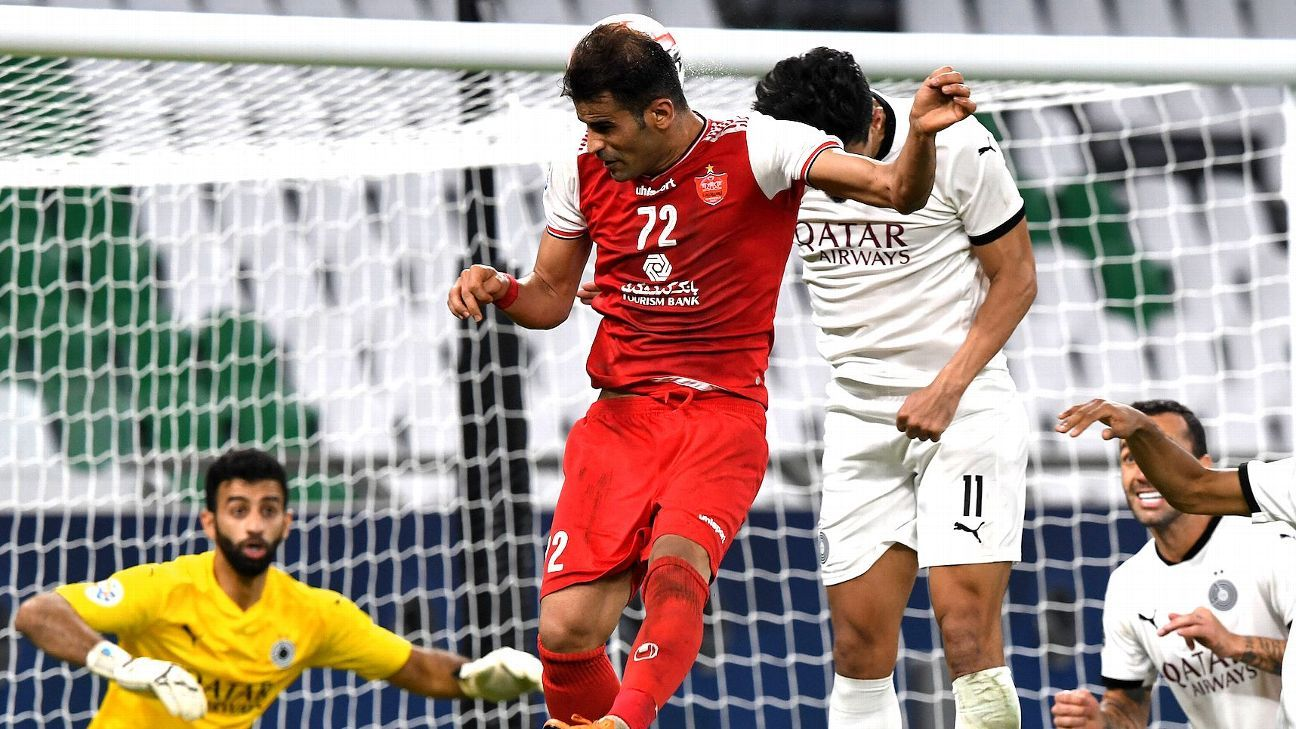 Persepolis Fc Scores Late Goal To Knock Out Al Sadd Sc In The Afc Champions League Round Of 16