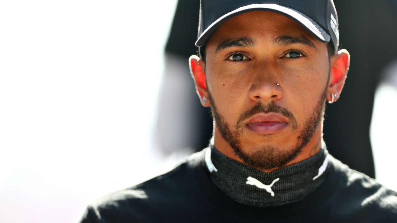 Why has Lewis Hamilton only signed a one-year extension? - ESPN India