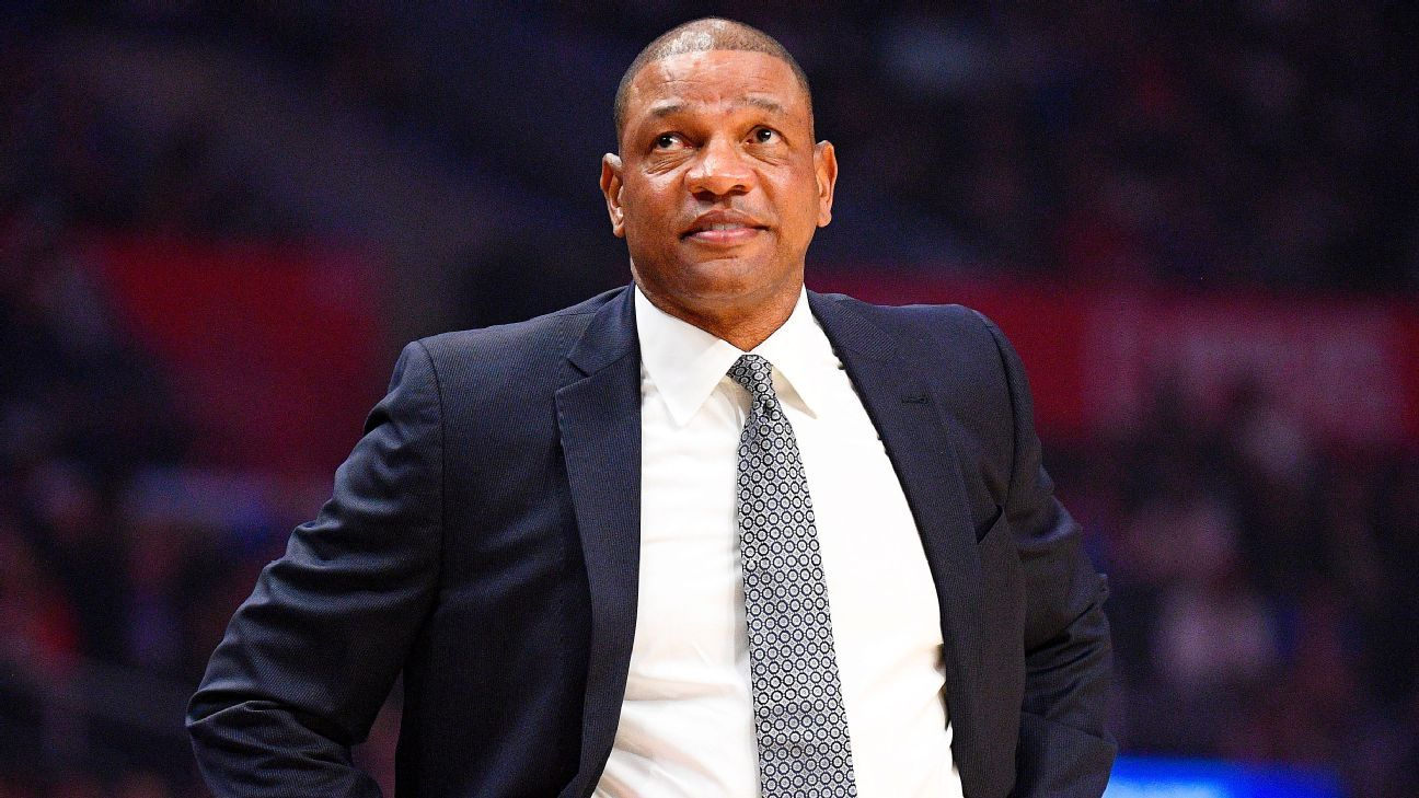 Sources — Doc Rivers agrees to five-year deal to coach Philadelphia 76ers – ESPN