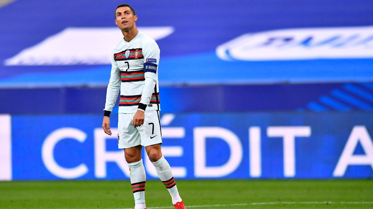 Portugal soccer: Ronaldo positive for COVID-19