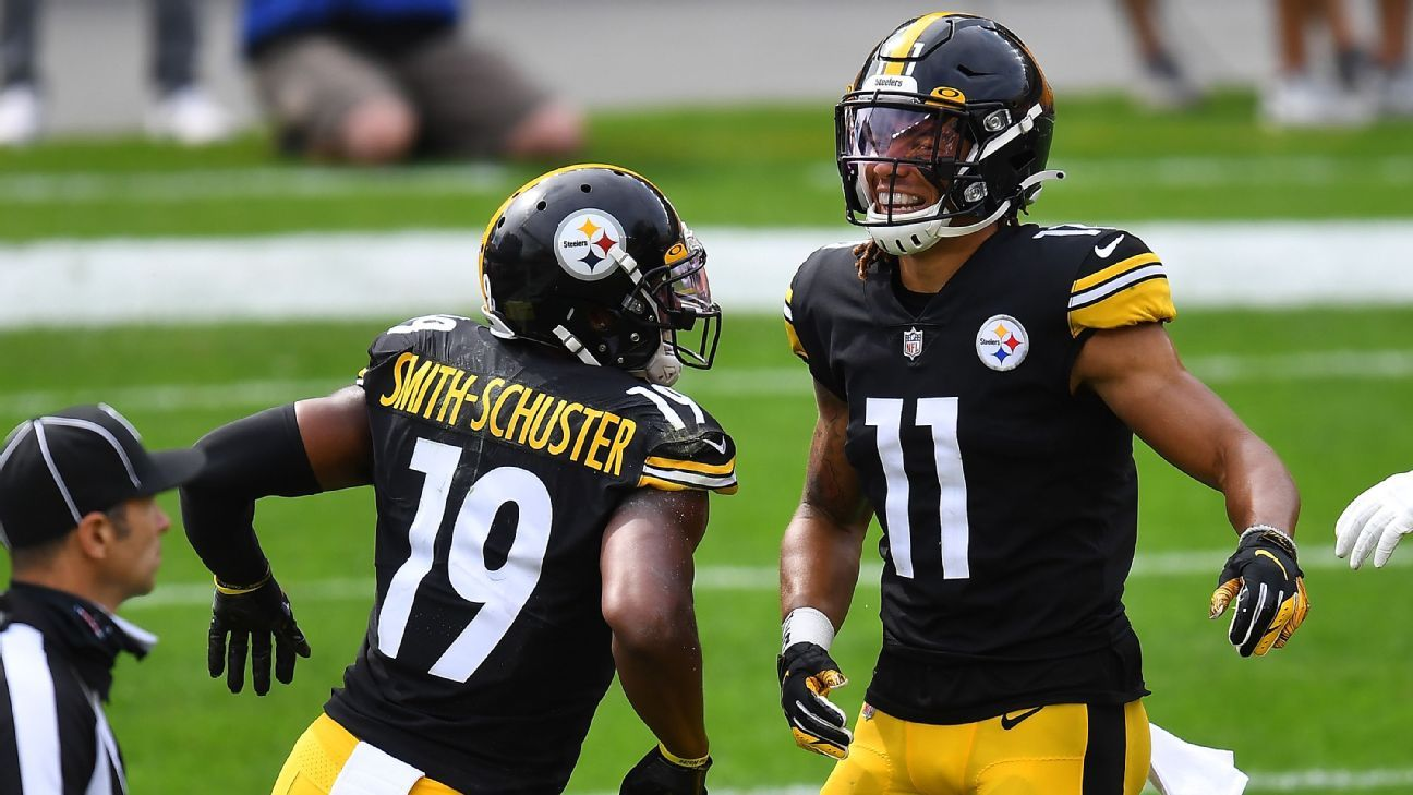 Steelers' Ben Roethlisberger 'proud' of JuJu Smith-Schuster's selflessness  - Pittsburgh Steelers Blog- ESPN