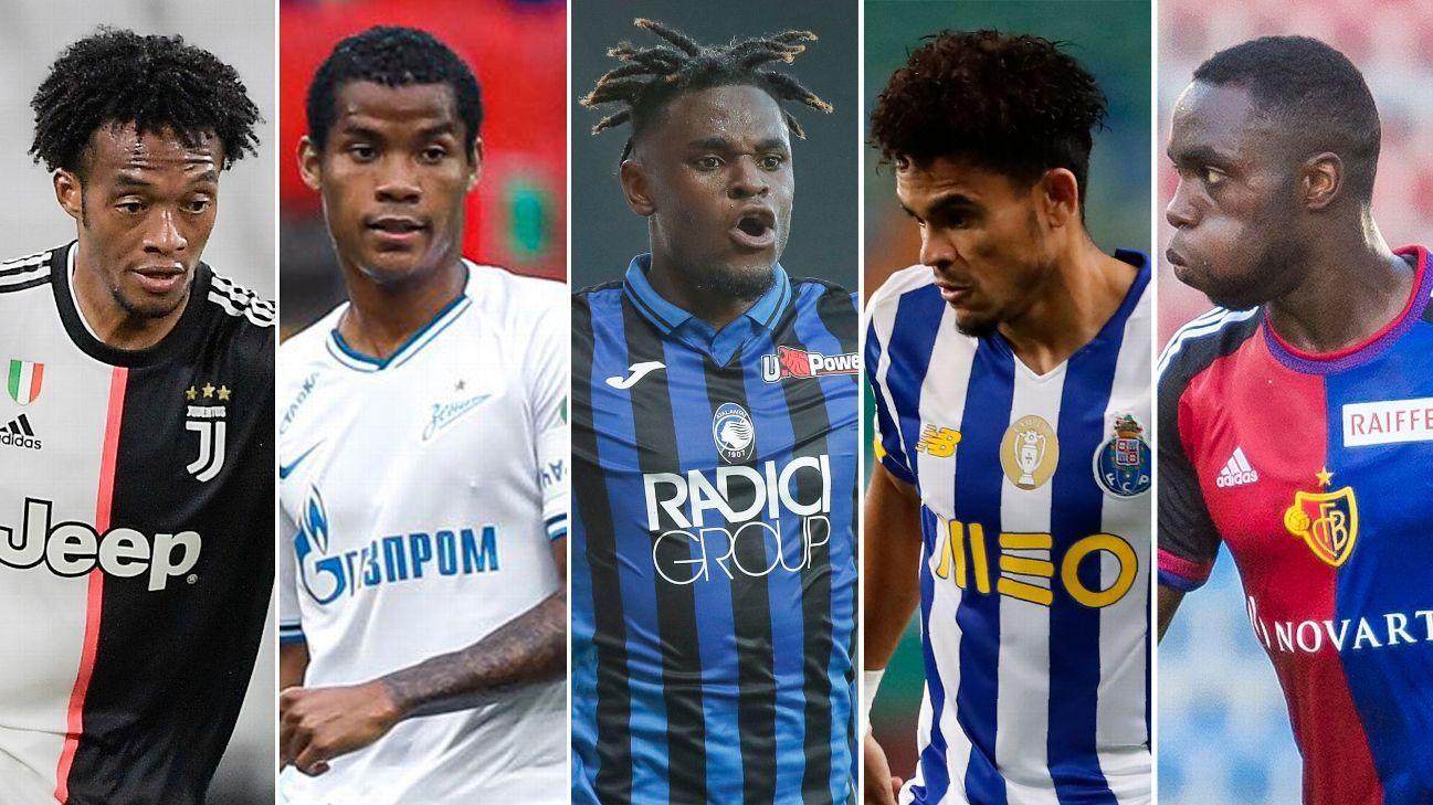 Comienza la UEFA Champions League: así arrancarán los colombianos que la jugarán