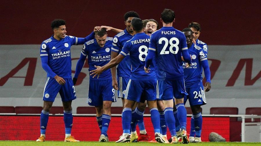 Arsenal vs. Leicester City - Reporte del Partido - 25 octubre, 2020 - ESPN