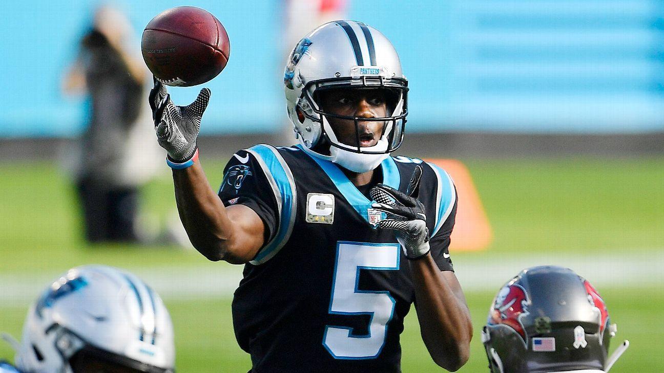 Carolina Panthers trade QB Teddy Bridgewater to Denver Broncos – ESPN