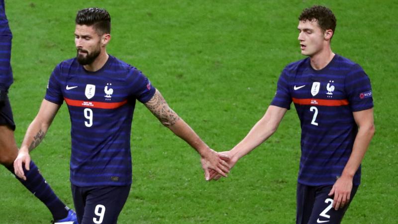 France Vs Sweden Football Match Report November 17 2020 Espn