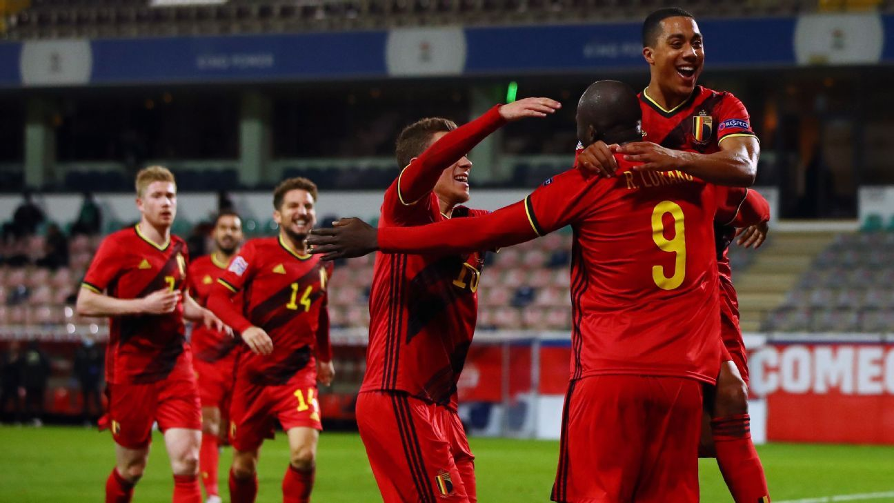 UEFA Nations League: Finals, promotion and relegation decided