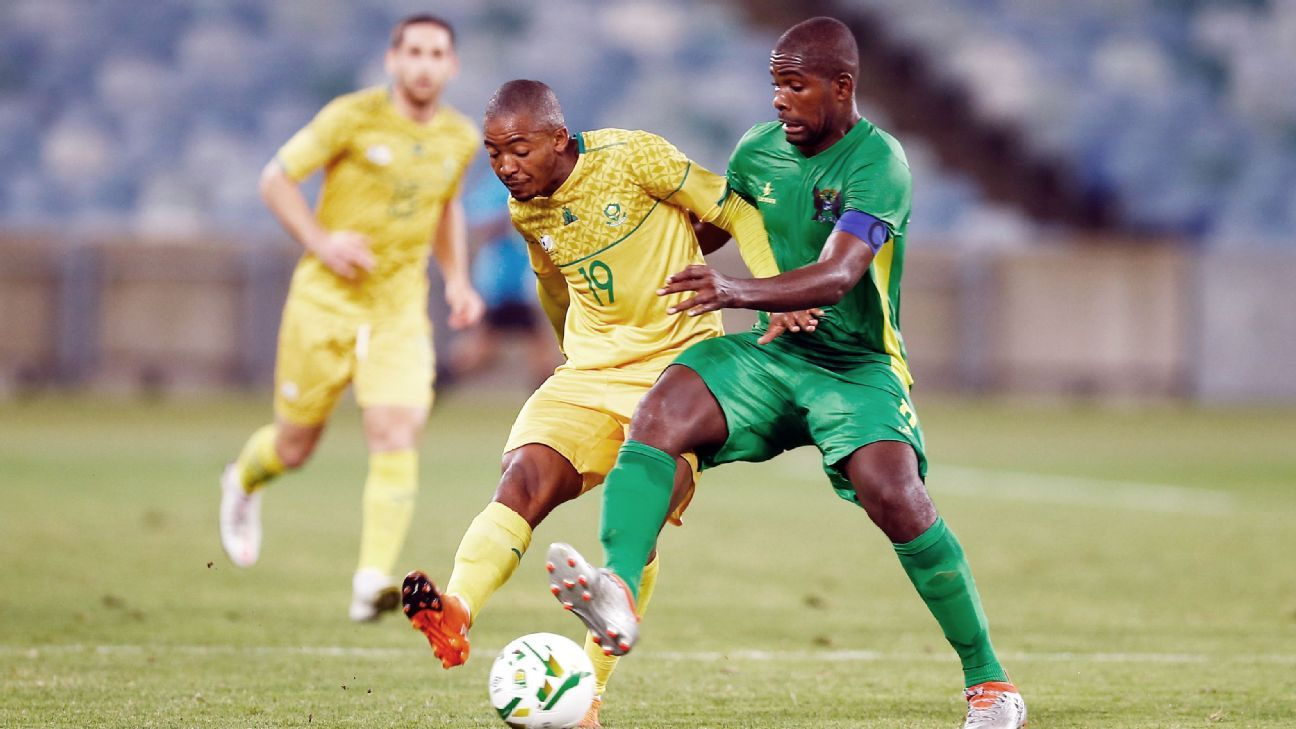 What's still to play for in Afcon qualifying?