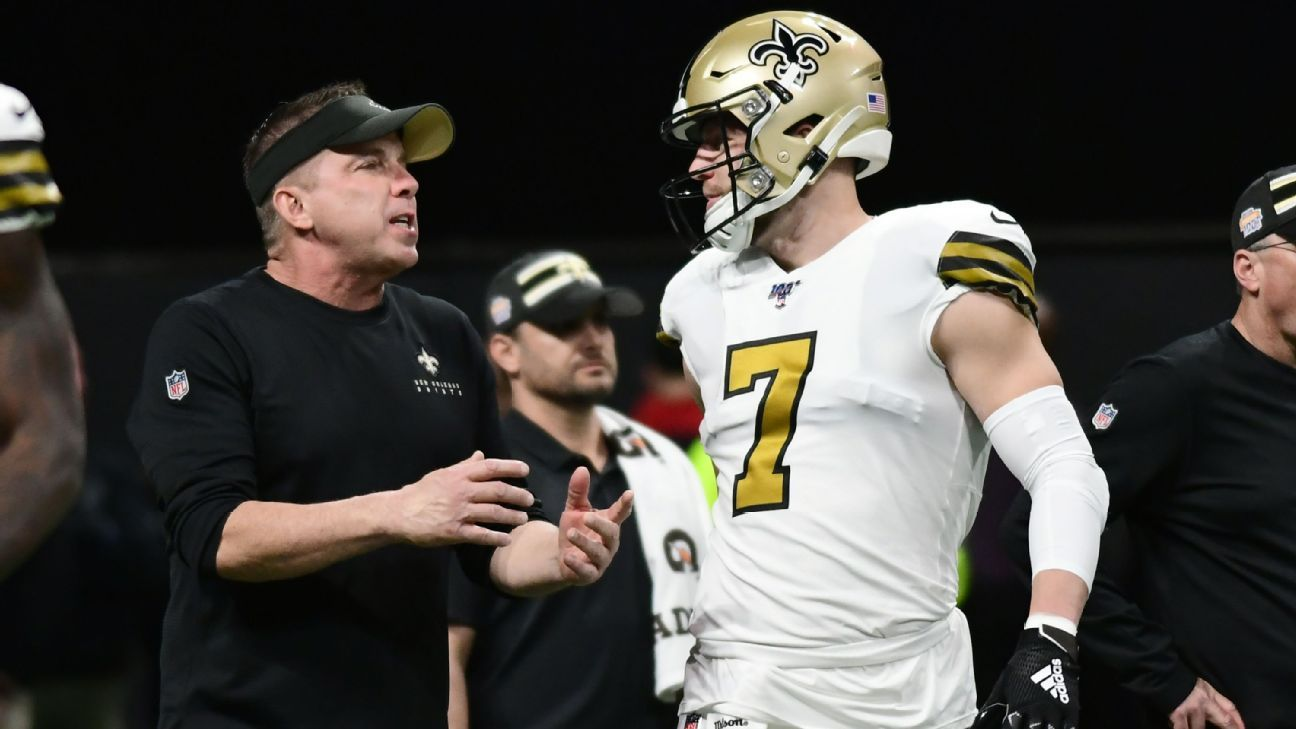 Saints' Sean Payton adds to legacy by betting on Taysom ... Taysom Hill Contract