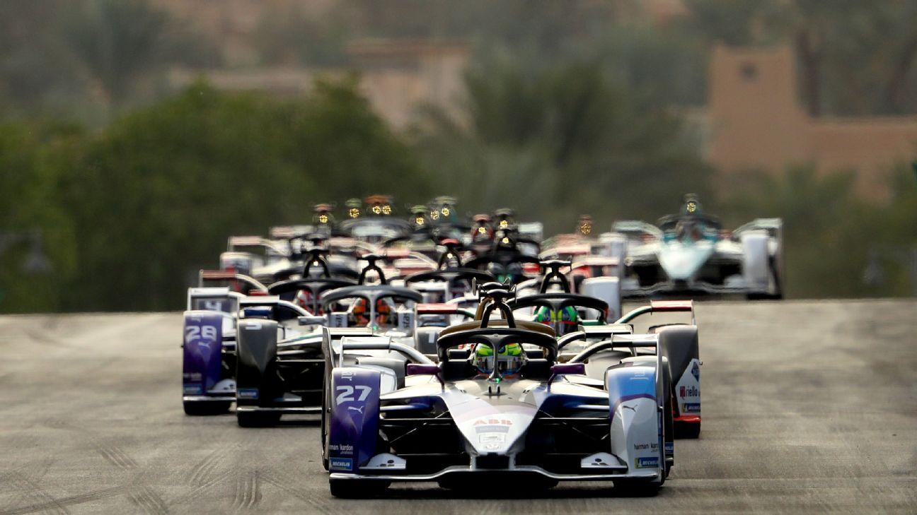 Image South Africa, South Korea on new Formula E calendar