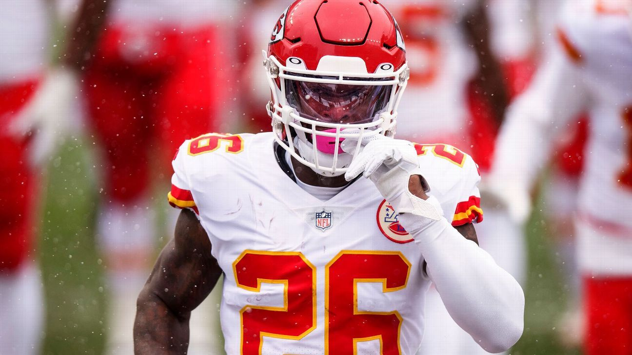 Baltimore Ravens add RB Le'Veon Bell to practice squad source says – ESPN