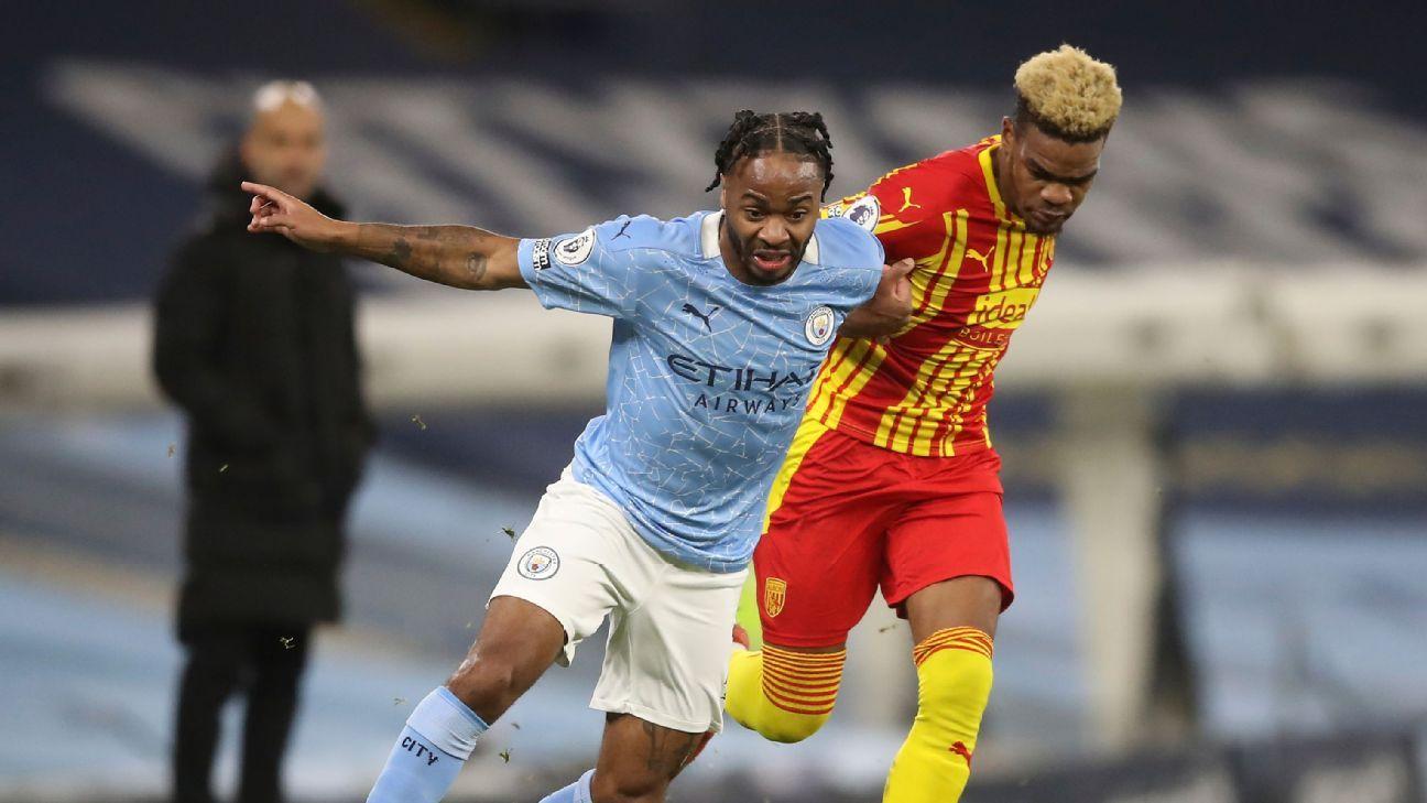 Manchester City vs. West Bromwich Albion - Reporte del Partido - 15 diciembre, 2020 - ESPN