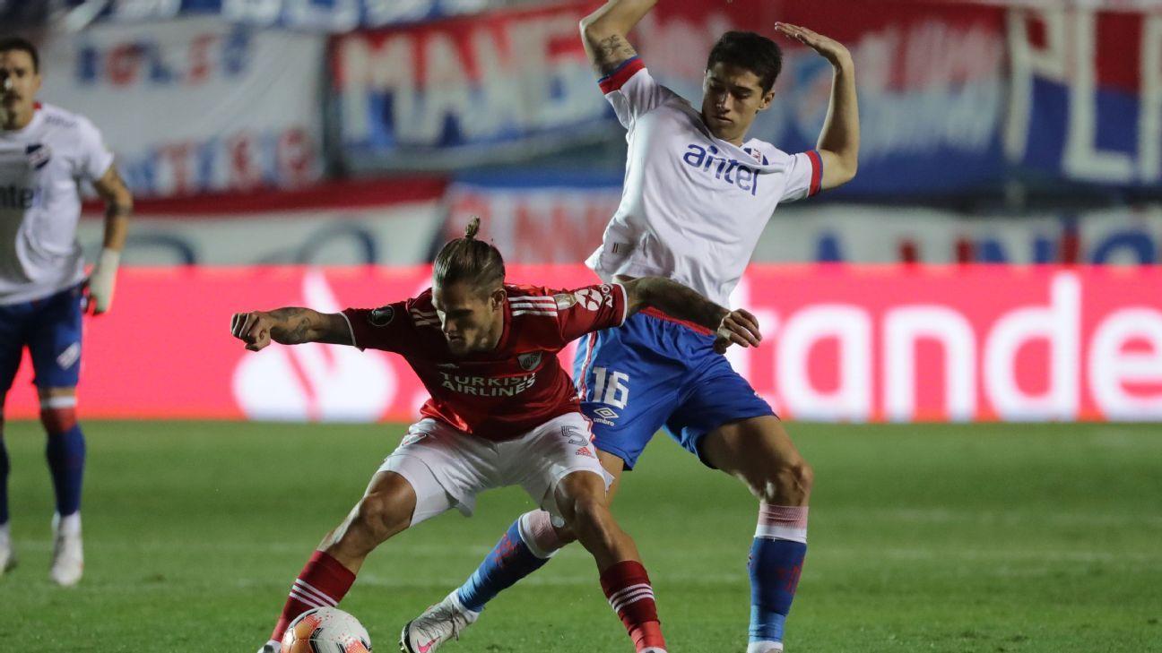 Nacional vs. River Plate - Reporte del Partido - 17 diciembre, 2020 - ESPN