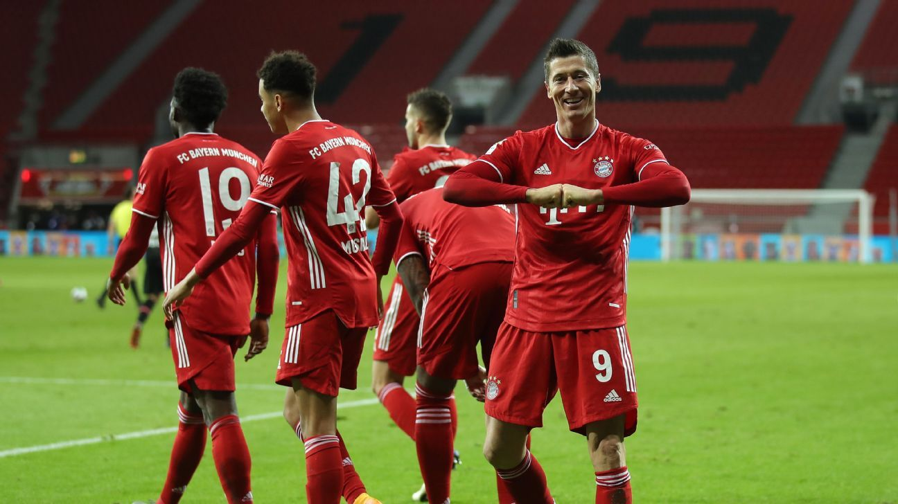 Bundesliga At The Break Will Bayern Munich Be Challenged Who Will Be Relegated