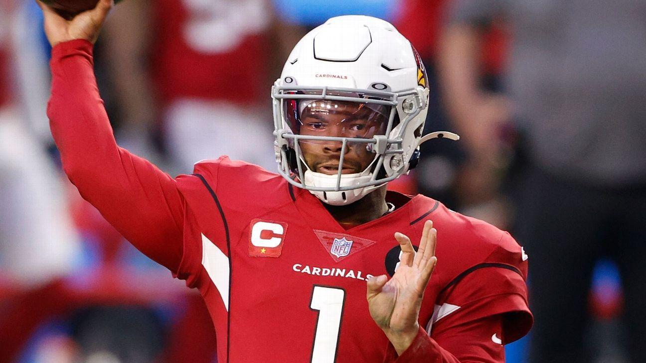 Arizona Cardinals QB Kyler Murray injures leg late in loss to San Francisco 49ers – ESPN