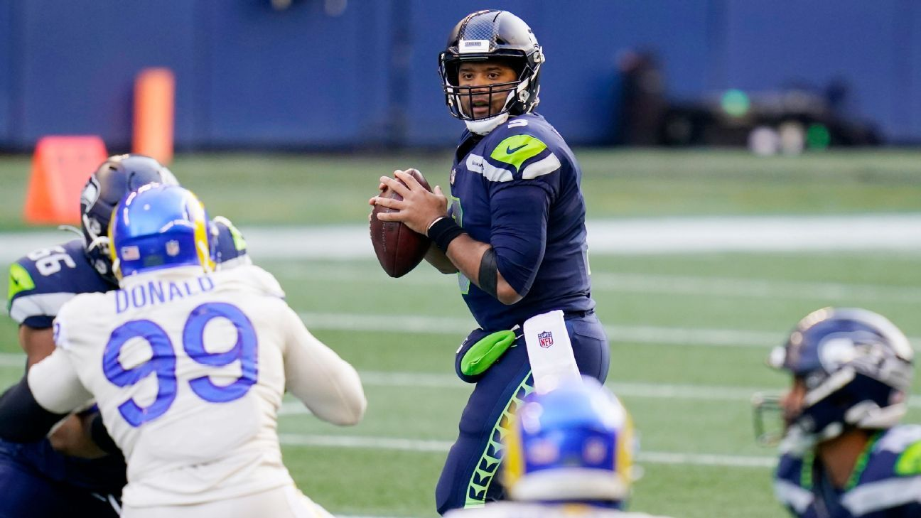 NFL playoff picture: After Seahawks claim NFC West, could the Rams now fall out of the playoffs?