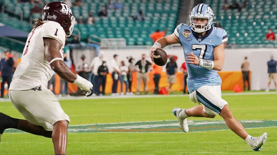 UNC No. 10 In ESPN Preseason College Football Power Rankings