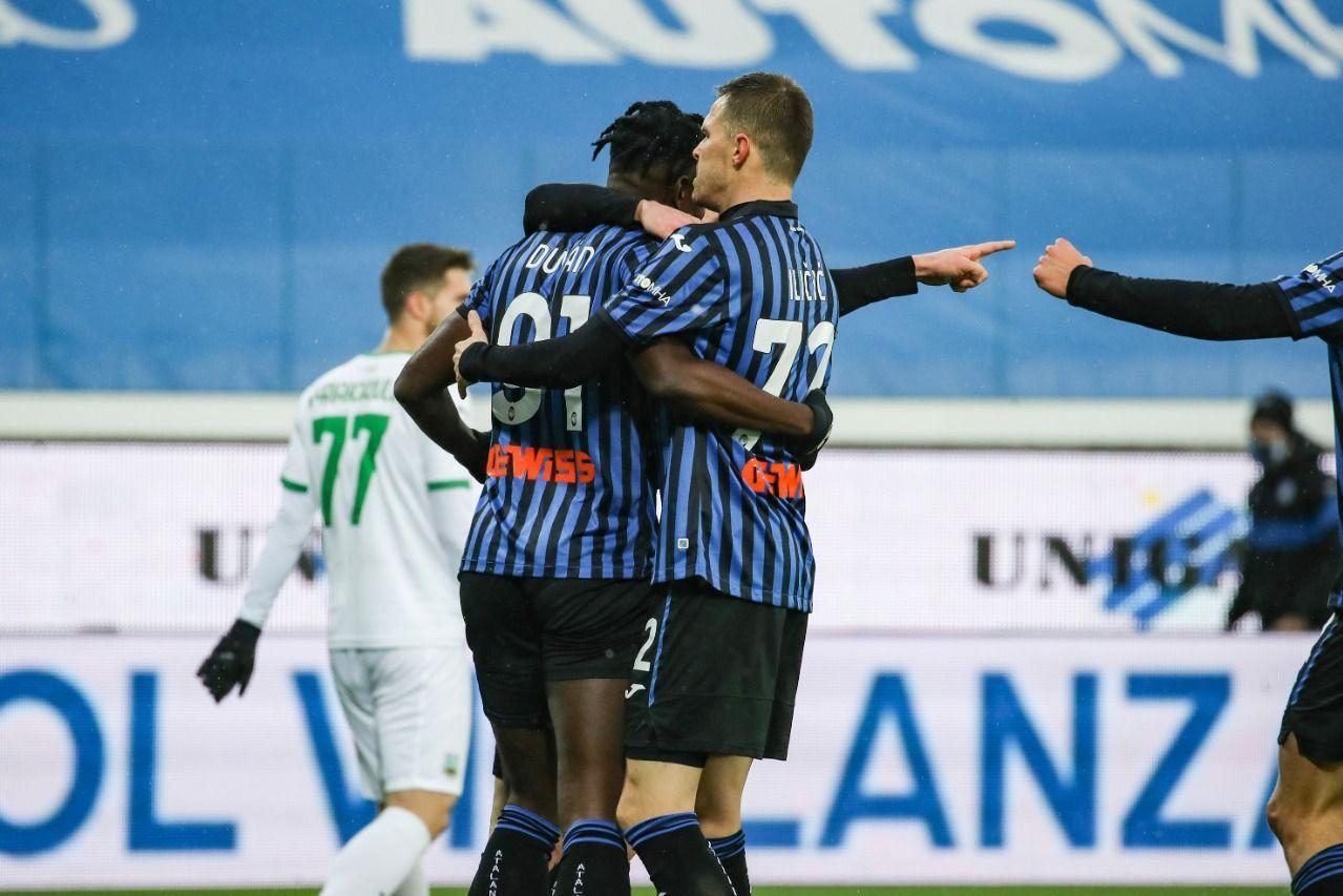 Atalanta vs. Sassuolo - Reporte del Partido - 3 enero, 2021 - ESPN
