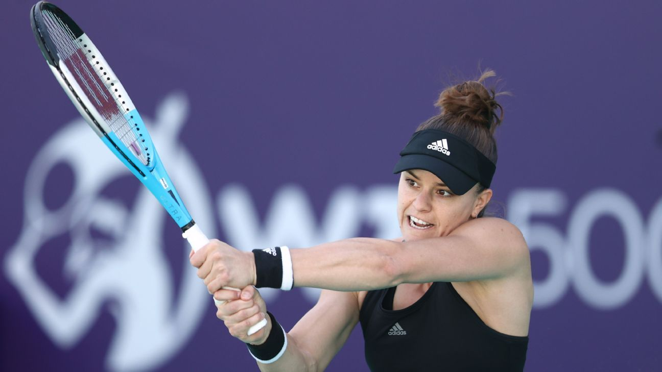 Kenin, Svitolina lose in Abu Dhabi Open quarters