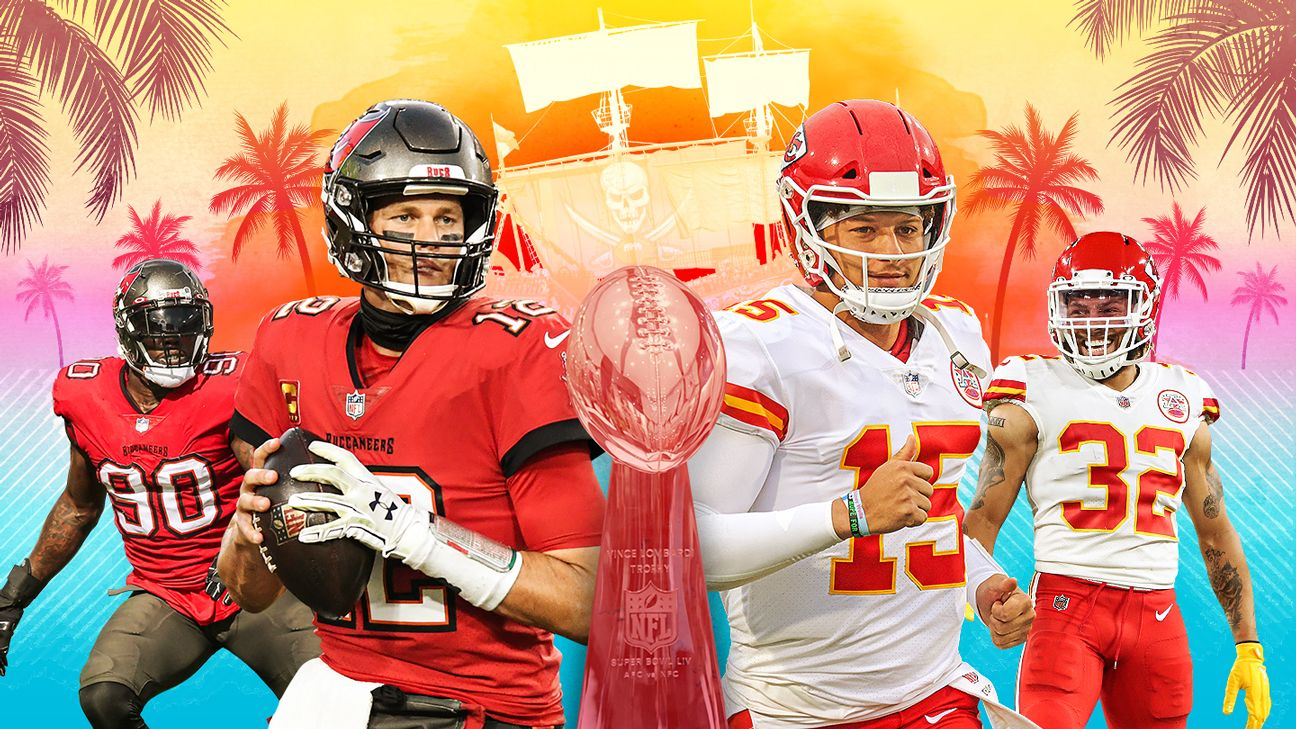 Super Bowl predictions, picks, odds, preview and big questions for Chiefs-Buccaneers - ESPN Australia